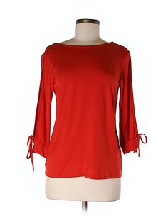 Check it out—Trina Turk 3/4 Sleeve Top for $39.99 at thredUP!