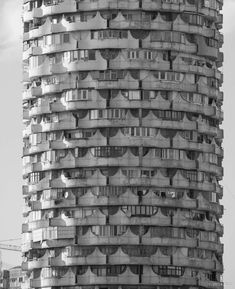 "THE ""ROMANITA"" COLLECTIVE HOUSING TOWER BUILDING (CHISINAU) – SocialistModernism"