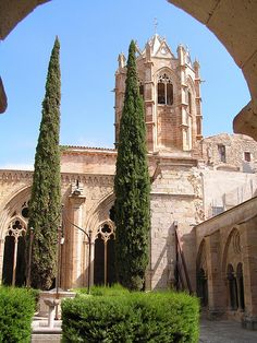 Lleida (Cataluña) - Vallbona de les Monges