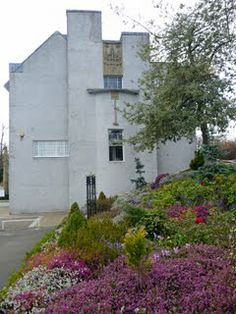 Charles Rennie Mackintosh's House for Art Lovers, Glasgow