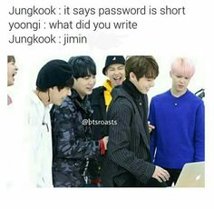 Jimin be like fuck you all aww chimchim