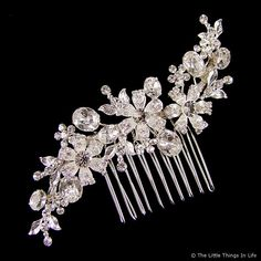 Anastasia wedding hair accessory from The Little Things In Life