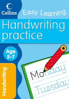 handwriting ages 57 collins easy learning ks1