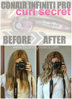 Conair Infiniti Pro Curl Secret - blushing basics