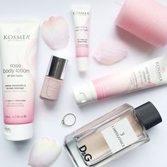 Our @popsugarau and @nature_and_health award winning body and bath products smell as pretty as they look! Infused with rosehip oil (of course), these products are super nourishing, lightweight, intensely hydrating, and suitable for all skin types! Available in David Jones and online 🌸 #KOSMEA
