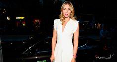 Maria Sharapova se va de fiesta con TAG Heuer | inanaut