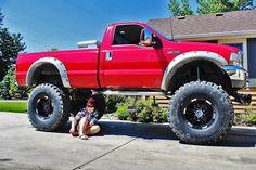 # Big Bad Diesel # American Pickup # Trucks