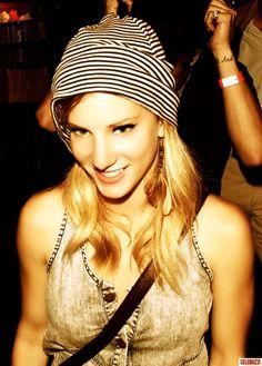 Heather Morris aka Brittany S. Pierce