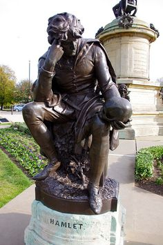 Hamlet; Stratford-upon-Avon, Warwickshire