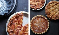 south dakota girls making pies in brooklyn  try strawberry balsamic, chocolate pecan and/or salted caramel apple