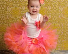 Birthday Tutu Dress Outfit