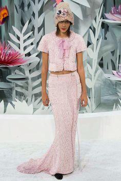 A primavera da Chanel