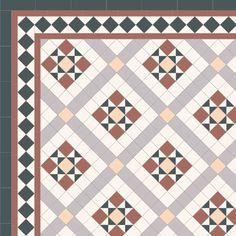 London Mosaic - Willesden 50
