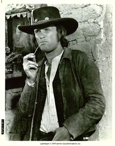 "Kris Kristofferson as Billy The Kid in ""Pat Garrett And Billy The Kid"", 1973"