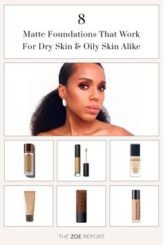 Beauty, makeup, shopping, foundation Beauty Secrets, Beauty Hacks, Matte Foundation, Oily Skin, Good News, The Secret, Beauty Makeup, Celebrity Style, Aesthetics
