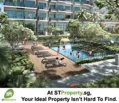 Pool playground for fun and recreation at Jade Residences
