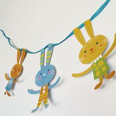 Paperinarupupuset. lasten | askartelu | pääsiäinen | käsityöt | koti | paperi | DIY ideas | kid crafts | Easter | home | paper crafts | Pikku Kakkonen