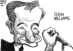This Pat Bagley editorial cartoon appears in The Salt Lake Tribune on Wednesday, Aug. Good Will Hunting, Robin Williams, Love Pictures, Current Events, History, Theater, Movies, Salt, Cartoons