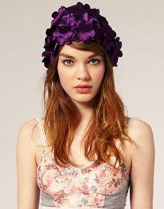 29 best vintage flower swim cap inspiration images on pinterest vintage style bath and - Cuffie da bagno vintage ...
