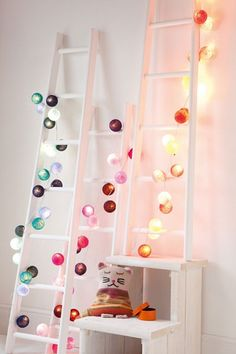 Bedroom Fairy Lights & Living Room Lights - Home Decorating Tips & Ideas (houseandgarden.co.uk)