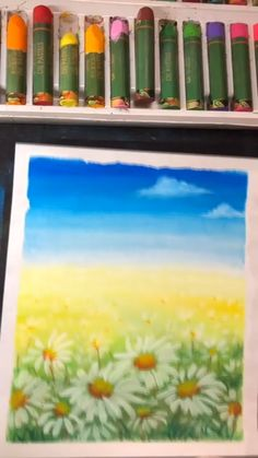 #art #drawing Soft Pastel Art, Pastel Artwork, Oil Pastel Paintings, Oil Pastels, Chalk Pastel Art, Chalk Art, Canvas Painting Tutorials, Diy Canvas Art, Dot Painting