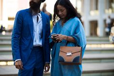 New York Fashion Week Street Style, Day 6 - New York Fashion Week Street Style, Day 6