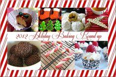 Holiday Baking Recipe Ideas #Christmas #baking #holidays #cookies