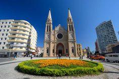 Curitiba foi a única cidade brasileira da lista