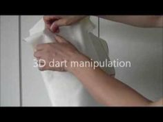 TR Cutting School-Online Class-3D dart Manipulations (+playlist)