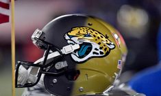 Jaguars to ditch two-toned helmets