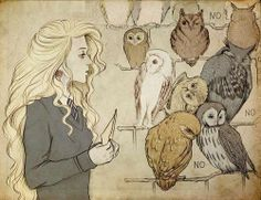 luna lovegood - is it humanly possible to achieve her hair in this picture?!