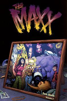 The Maxx by Sam Kieth
