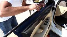 Leather Vinyl Dashboard Wrap
