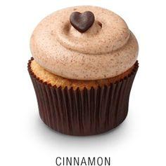 Cinnamon (Georgetown Cupcake)