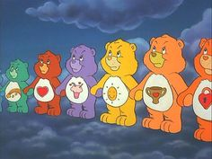 Care Bears. I actually know which movie this came from.