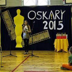 Szkolna gala oskarowa 2015.