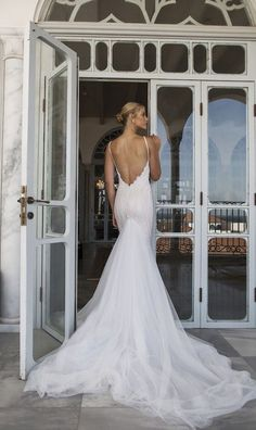 Riki Dalal Haute Couture Style 1701 Available at Si...Bridal 0191 487 8145 https://www.facebook.com/sibridalco/