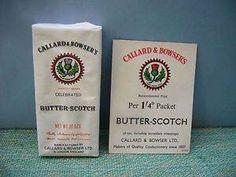 Callard & Bowser's Butter-scotch