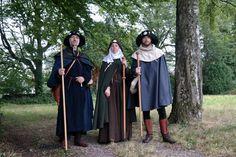 Монахи, священники, паломники, святые. – 329 fotografie