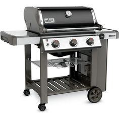 Weber Genesis II E-310 3-Burner Liquid Propane Gas Grill - Bbq/Grills/Smokers, Gas Grills at Academy Sports