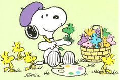 Colored Woodstock's