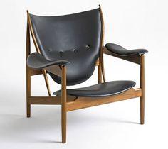 Finn Juhl 1940's cheiftains chair