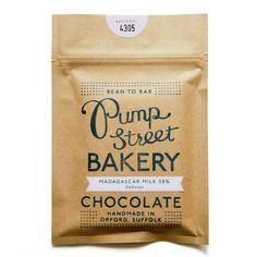 Pump Street Bakery Chocolate - Madagascar Milk 58%