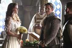 "Robin and Zelena - 4 * 21 - 22 ""Operation Mongoose Part 1 and 2"" #WeddingOfTheSeason #MarianandSheriffofNottingham"