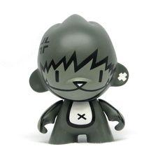 """""""Skitty"""" Custom FOOMI by Nakanari (Kidrobot Miami)"""