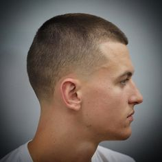 Check out these 25 cool buzz cut styles for clean cut and out there looks. Add a taper fade, fade or line up. Buzz Haircut, Buzz Cut Hairstyles, Waves Haircut, Cool Hairstyles For Men, Undercut Hairstyles, Haircuts For Men, Men's Haircuts, Beard Haircut, Buzz Cut For Men