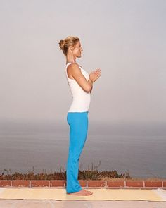 Yoga: Sun Salutation - Whole Living Fitness