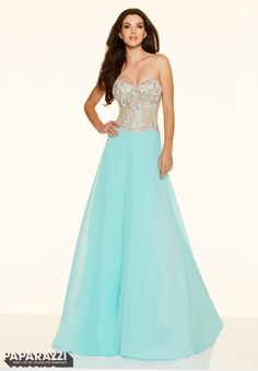 Available at Bridal and Formal's Club Dress Cincinnati, OH 45215 ...