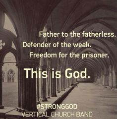 Strong God by Vertical Church Band  http://www.essentialworship.com/strong-god