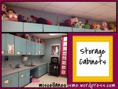 Cara's Classroom 2012 |